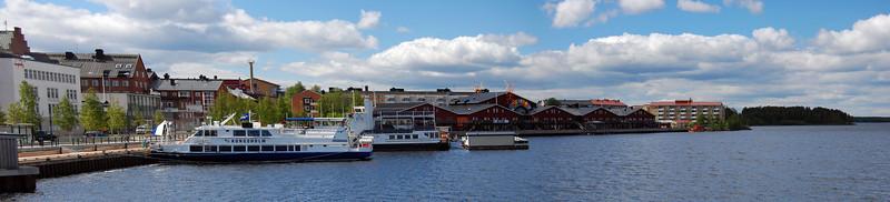 Lulea Harbor