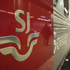 Departing Stockholm