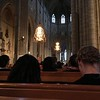 A promovendus-eye view (what Joe saw from his half of the apse).