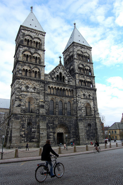 Lund Cathedral build in 1085
