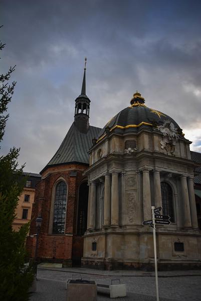 riddarholm church stockholm