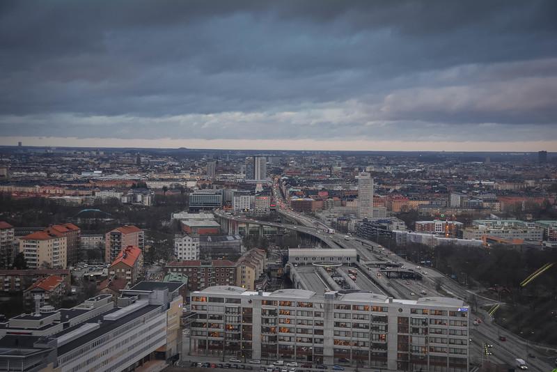 panoramic views of stockholm