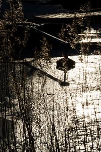 Hargsham shadow sea