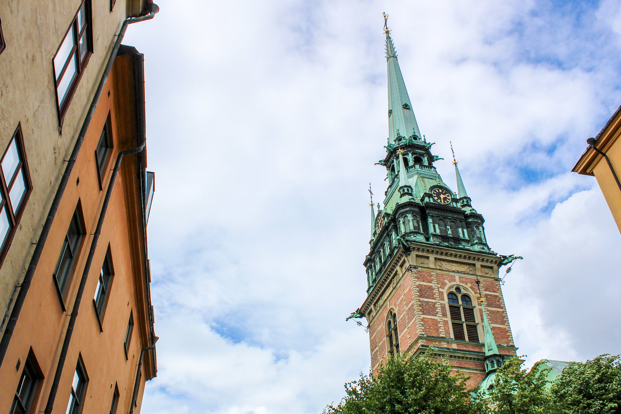 hopefully you'll have a gorgeous day like this one with 24 hours in stockholm