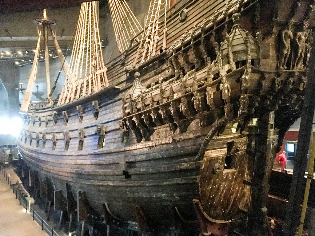 One of my best Stockholm tips is not to skip the Vasa