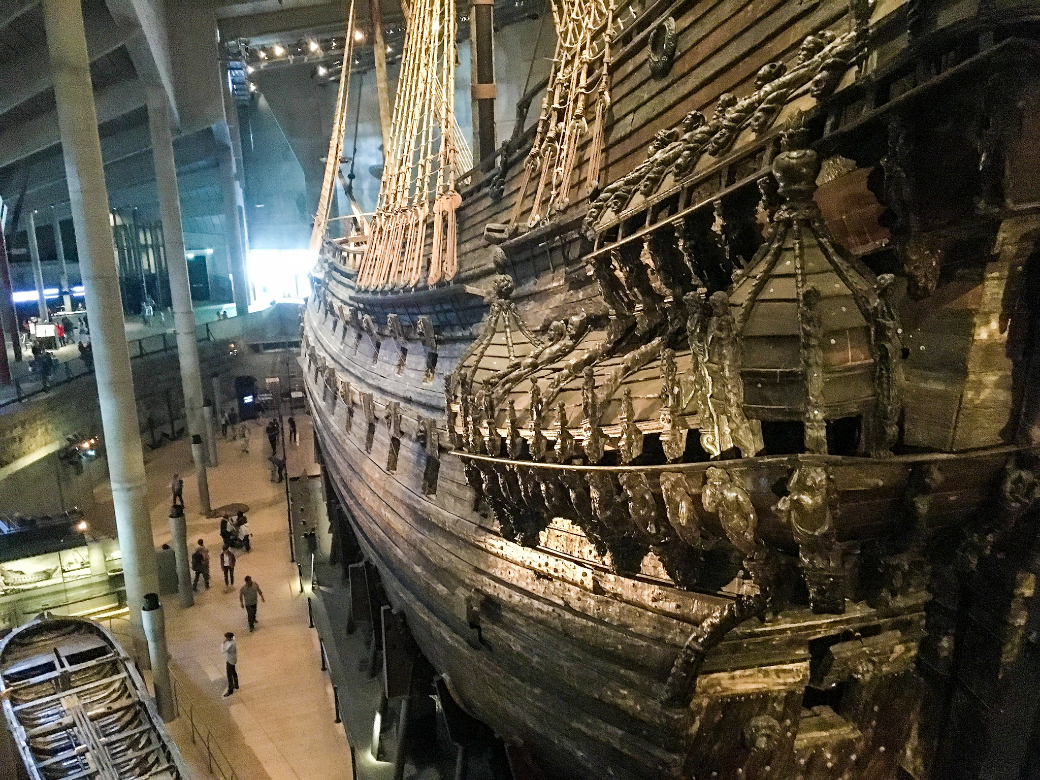 go to the vasa with 24 hours in stockholm