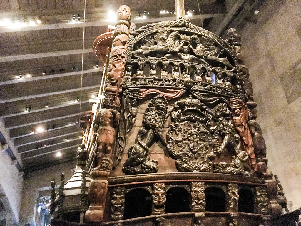 Explore Stockholm and go to the Vasa early or late to miss crowds
