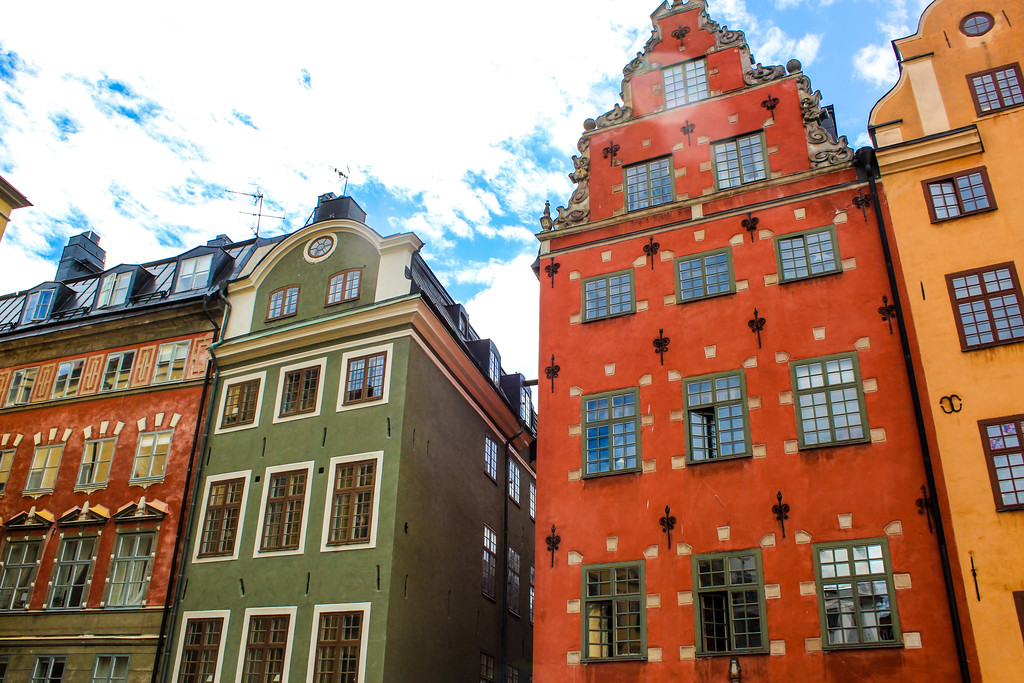 One of the best experiences in Stockholm: Old Town
