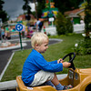 Jimmy racing at Eskilstuna Zoo