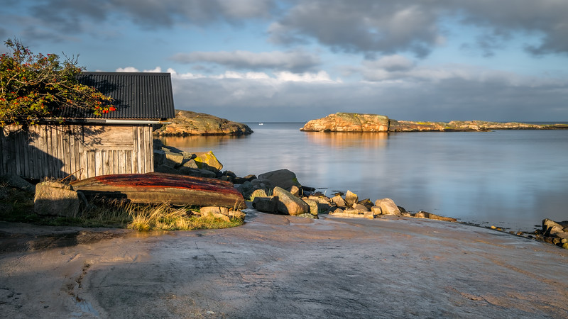 Fisherman`s Hut