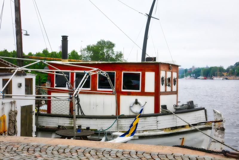 Stockholm - Boat