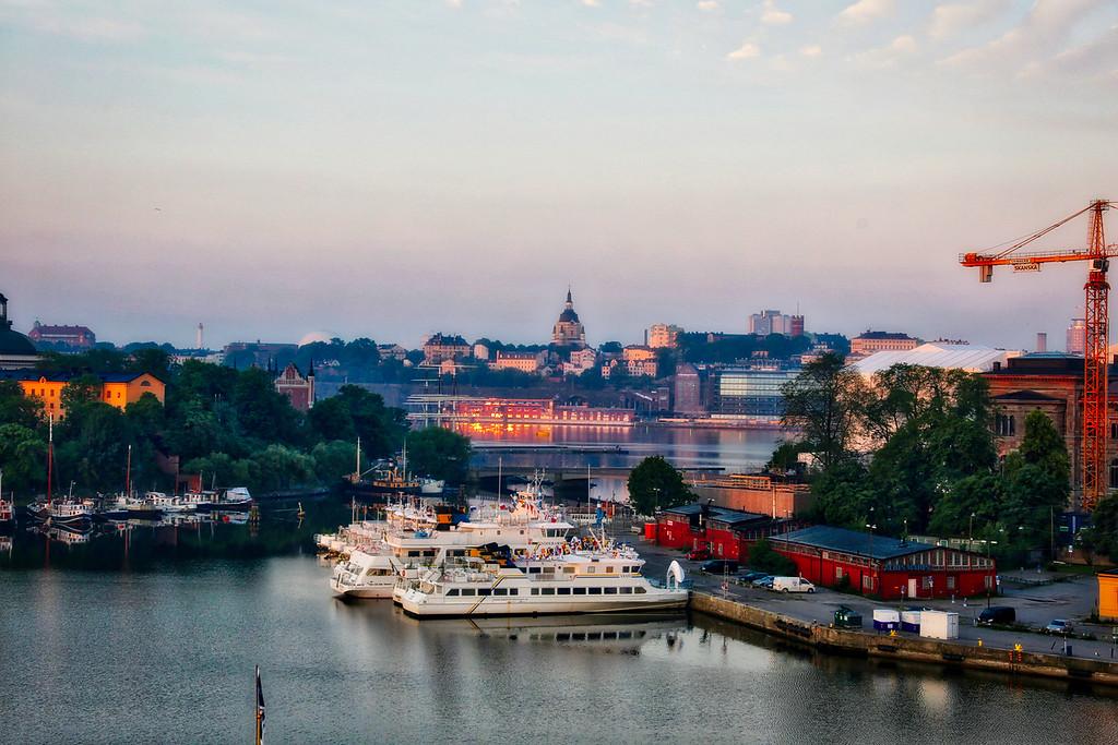Stockholm Glow