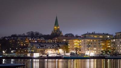 Barnängen Från Hammarby Sjöstad