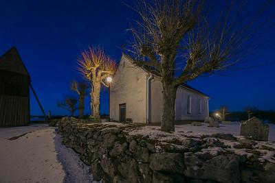 Vada kyrka, Brottby, Sweden