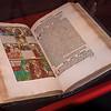 Illuminated manuscript, St. Birgitta convent.