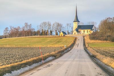 Sånga kyrka, Färentuna, Sweden