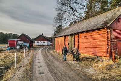 Ekerö V, Färentuna, Sweden