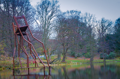 Keiller's Park Chair Sculpture