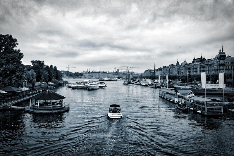 Stockholm Boating