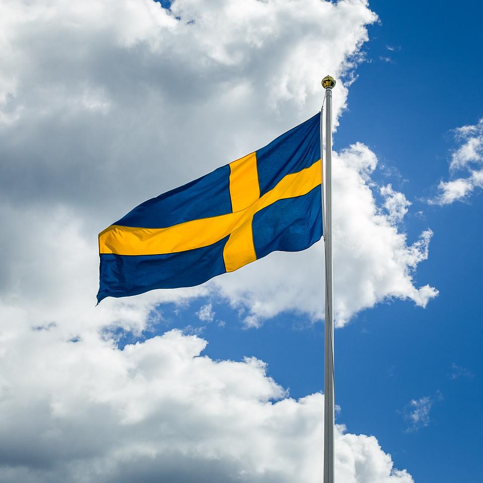 Sweden's Flag