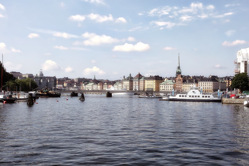 Stockholm - Ferry Adventures