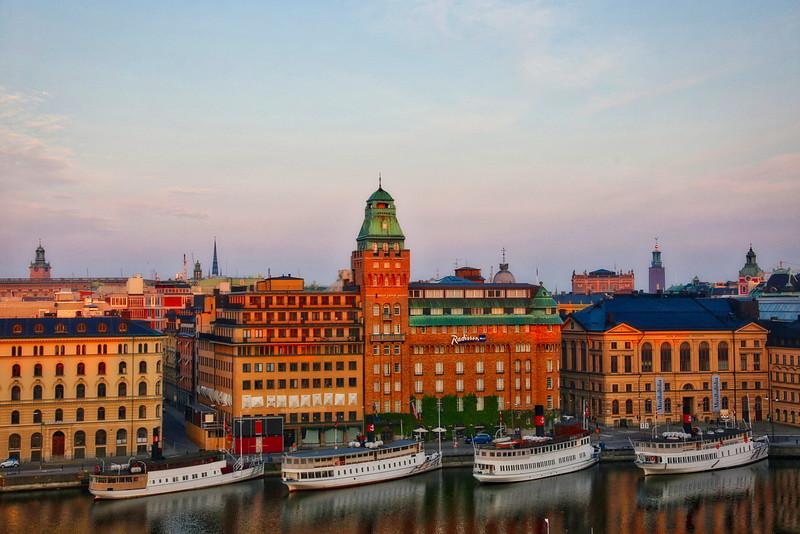 Stockholm Morning