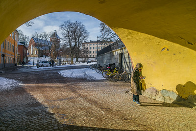 Haglunds Bro, Uppsala, Sweden