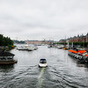 Stockholm Boating - Colour