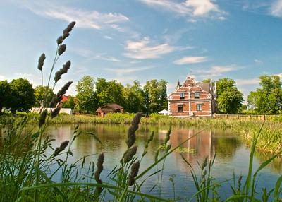 Marsvinsholms Pond
