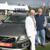Al and Margie Johnsson from Minneapolis MN...ordered their Volvo from Kjell Berghs Borton Volvo...an old friend of mine.