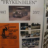 Fryken...is the name of the lake it sank in...just south of Torsby.
