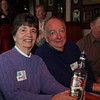 Nancy and Neal now know the excellent marketing of the Linie Label's backside !