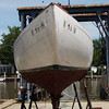 When LOKI, a 28 foot sailboat was abandoned at Moes Marine, it was registered in Illinois, although the owner who died, lived in Knoxville Tennessee.<br /> LOKI IS FOR SALE.