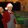 Glenda and Bo..helping getting all set !