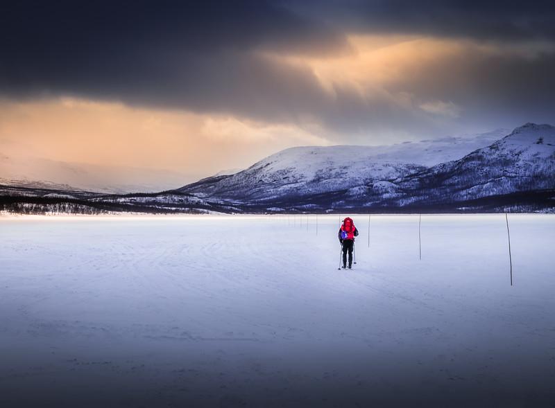 Solace in Solitude - Abisko, Sweden