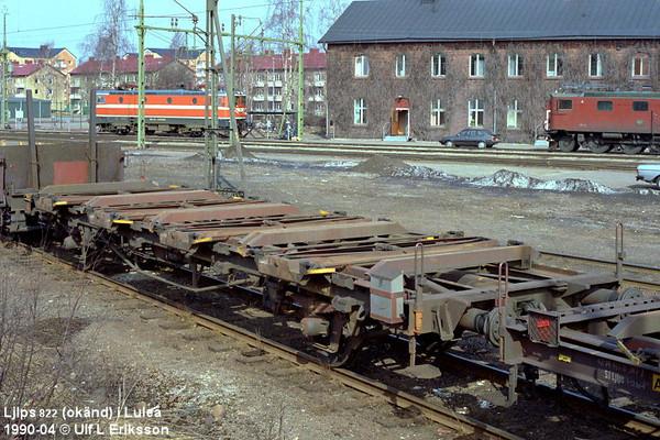74 4118 xxx-x Ljlps 822 In Svartön, Luleå 1990-04