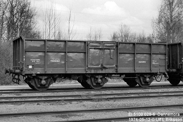 74 5100 028-6 .El in Dannemora 1974-05-12