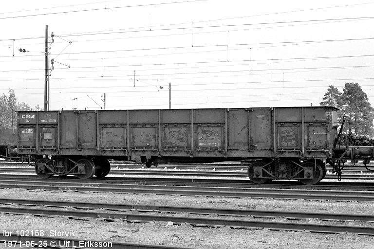 102158 Ibr in Storvik 1971-06-25 to become 74 5980 154-5 .Eamo