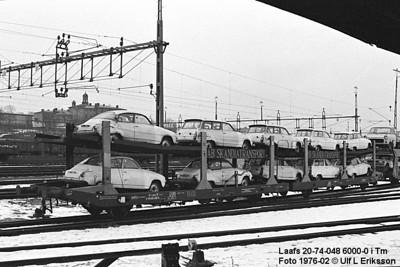 Swedish Freight Wagons