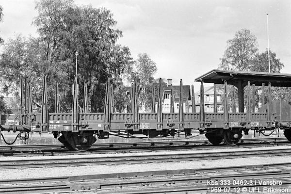 74 3330 462-3 .Kbs in Vansbro 1969-07-12