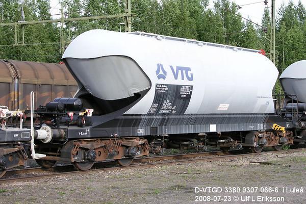 80 9307 066-6 (33) D-VTGD Uacs in Luleå 2008-07-23