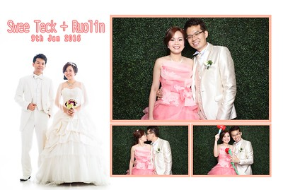 Swee teck + Ruolin Photo Booth Album
