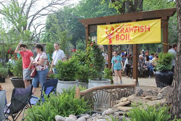 Sweeney Crawfish Boil