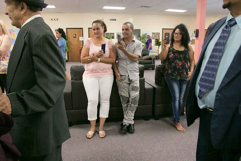 Active Life Adult Care Center in Fitchburg held a Sweet 15 Party on Friday morning for there members. Friends and family members shot video of the event. SENTINEL & ENTERPRISE/JOHN LOVE