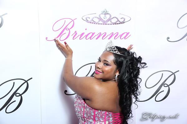 Brianna Sweet 16  5-16-14