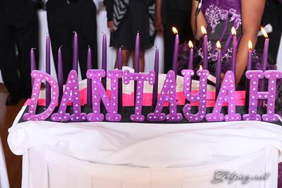 Dantayah Sweet 16 10-17-15