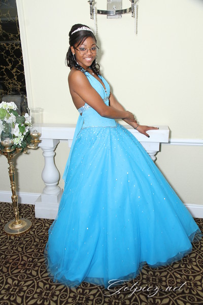 Felicia  Sweet 16 @ Doolands Shore Club 1-20-2013
