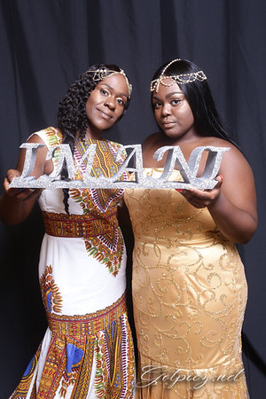 "ImanI Sweet 16 Celebration ""Coming to America"""