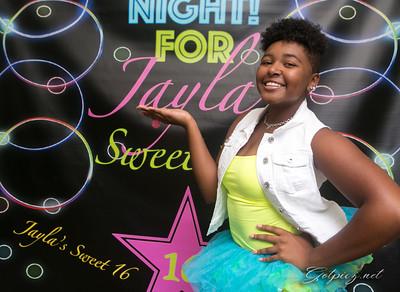 JAYLA Sweet 16