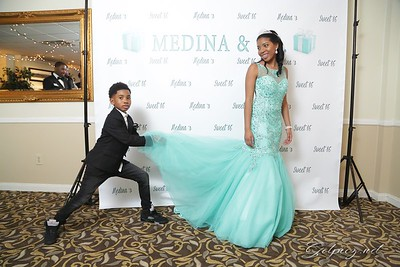 Medina & Co. Sweet 16 Jan 21 2017